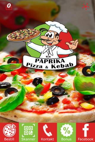 Paprika Pizza - náhled