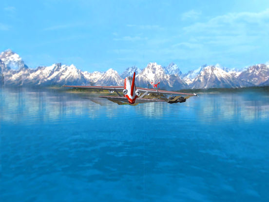 AirCraft Flight Simulator : Crazy Extreme Landing screenshot 8