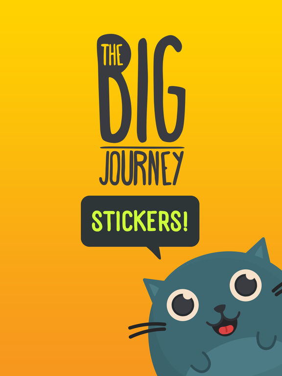 The Big Journey Stickers screenshot 4
