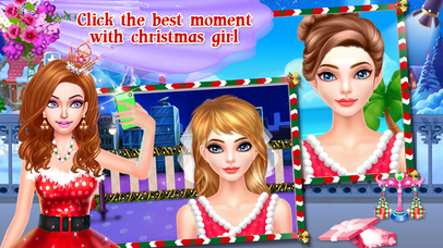 Christmas Wedding Makeup screenshot 5