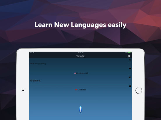 Language  Translator ,Voice AI screenshot 10