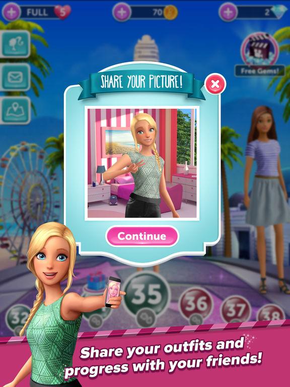 Barbie™ Sparkle Blast™ screenshot 10