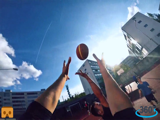 VR Basketball Shot Pro with Google Cardboard screenshot 4