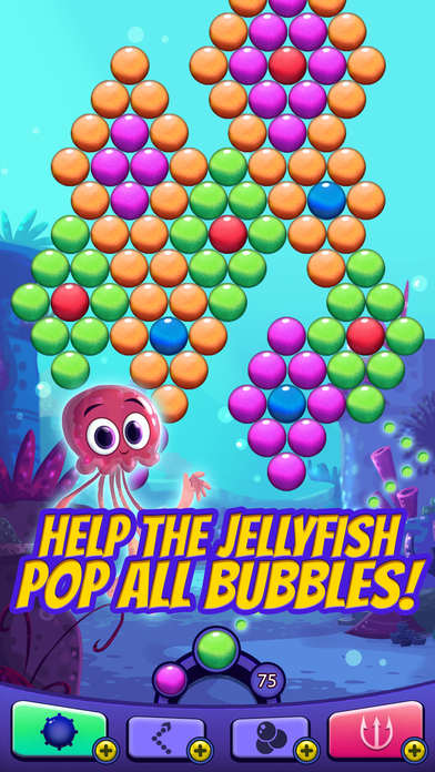 Bubble Jellyfish screenshot 2