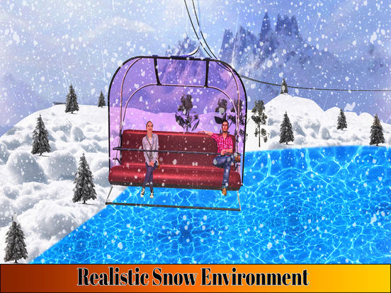 Extreme Chairlift Fun : Simulation screenshot 6