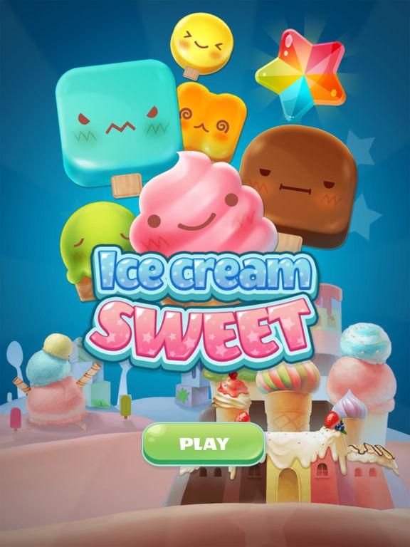 Ice Cream Mania:Match 3 Puzzle screenshot 6