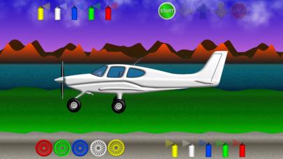 Happy Airplane screenshot 1