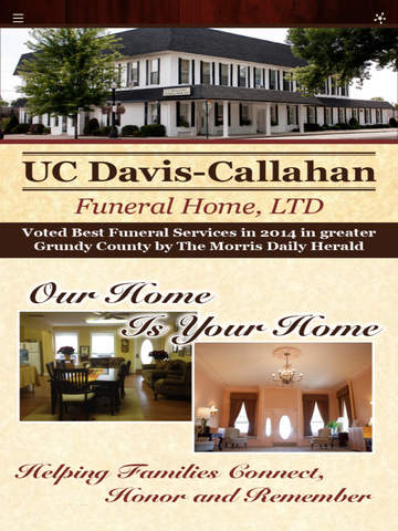UC Davis-Callahan Funeral Home - náhled