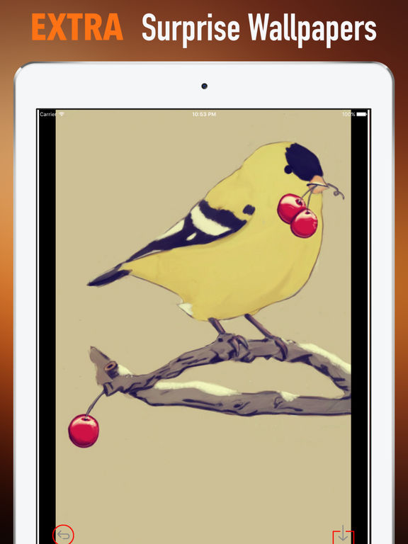 Goldfinch Wallpapers HD- Quotes and Art screenshot 8