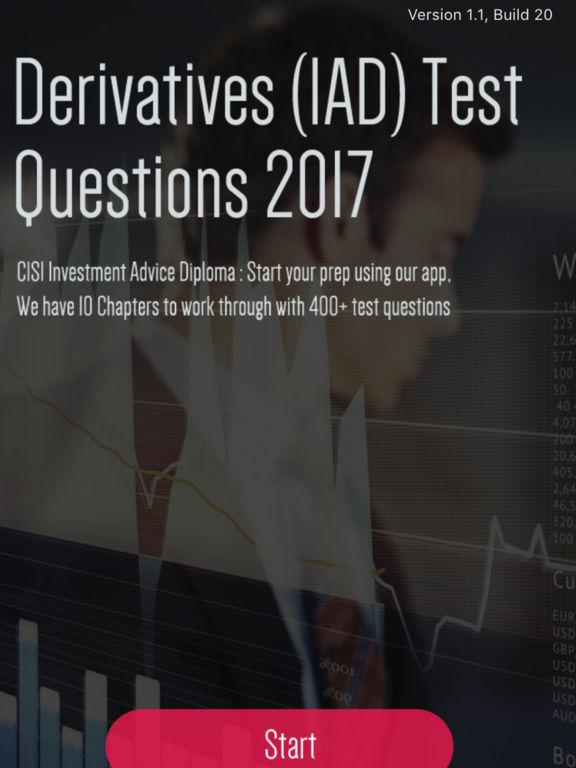 Derivatives Mock Tests screenshot 6