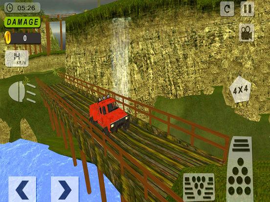Off-Road Mountain Challeng-ing Drive 2017 screenshot 7