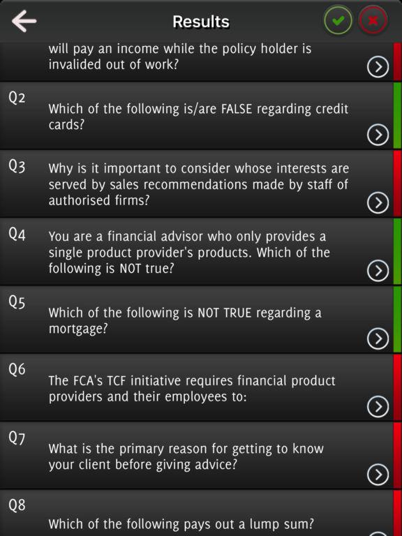 UK Regulation & Professional screenshot 6