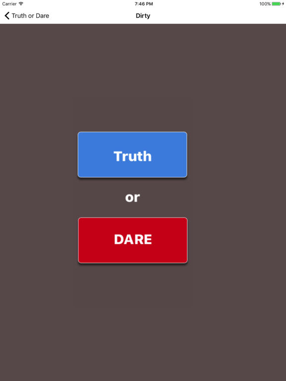 Truth or Dare - Party Game HouseParty Free screenshot 4