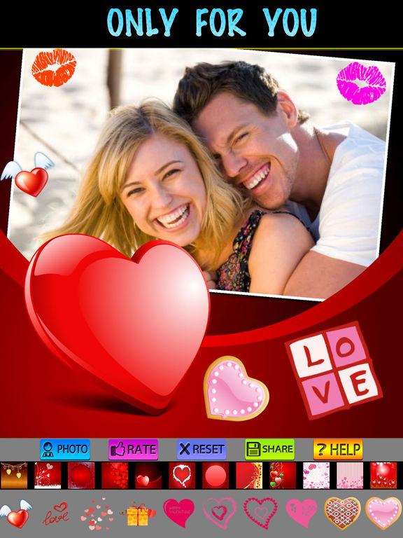 Love Frames and Text screenshot 8