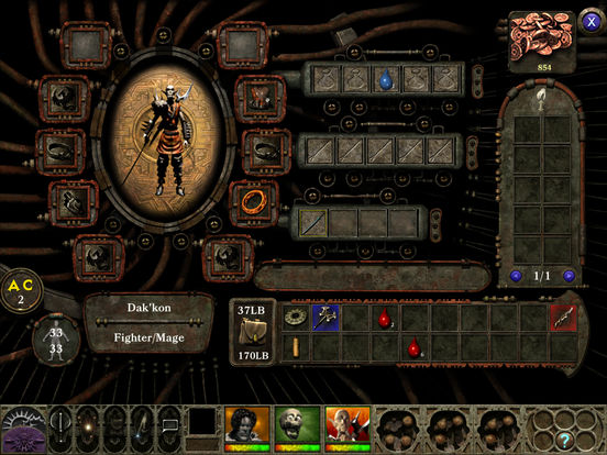 Planescape: Torment screenshot 8