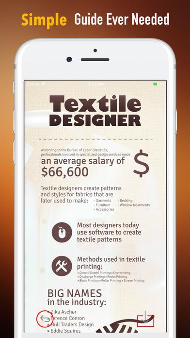 DIY Textiles Design Guide- Creative Hand-Painting screenshot 2