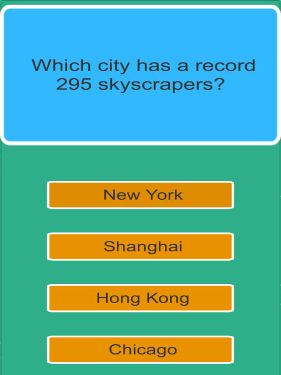 Trivia Downhill screenshot 8