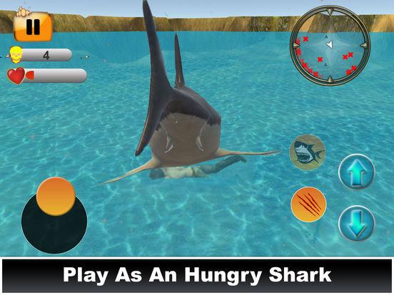 Hungry Dolphin Fish Simulator screenshot 10