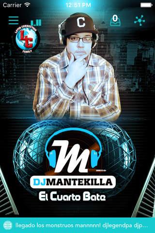 DJ Mantekilla - náhled