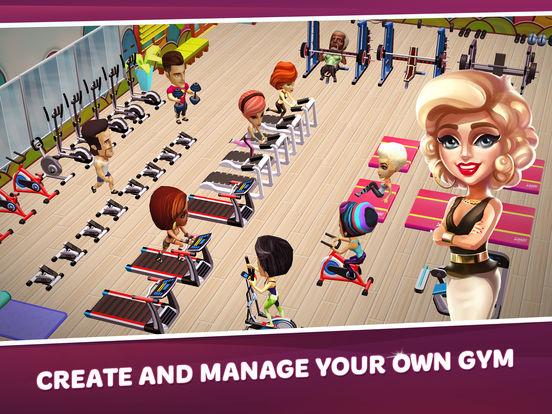 Chic Lina's Gym screenshot 10