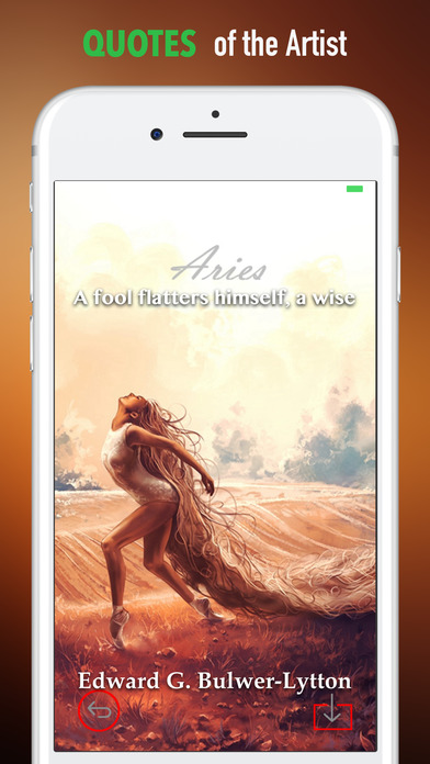 Aries Wallpapers HD- Quotes and Art Pictures screenshot 4