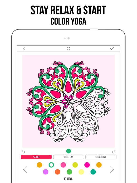 Fancy Coloring Books for Adults - Color book Apps screenshot 7