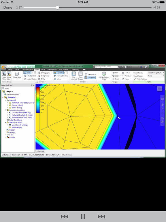 LearnFor AutoDesk CFD screenshot 7