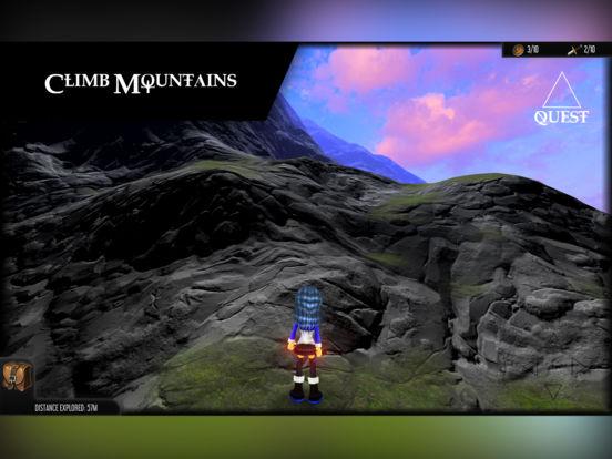 Quest - Treasure Adventure screenshot 8