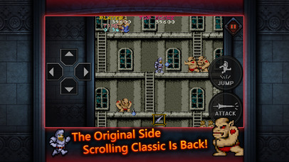 Ghosts'n Goblins MOBILE screenshot 2