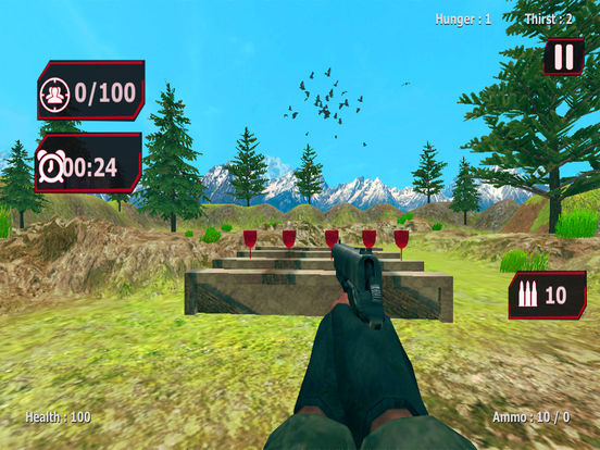 Army Trigger Shooter Effect screenshot 7