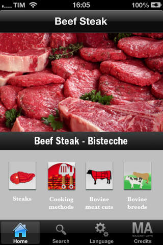 Beef Steak - Bistecche - náhled