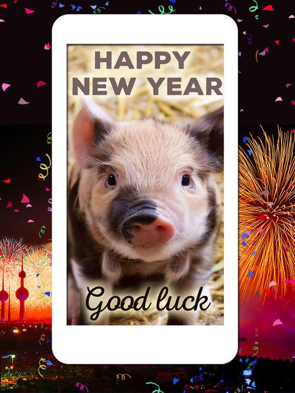 2019 Happy New Year Greetings screenshot 6