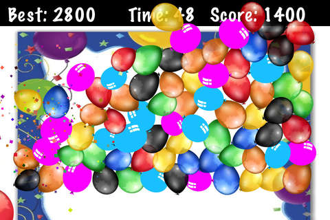 iPopBalloons Free Game - náhled