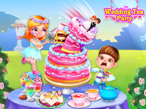cooking wedding cake games app shopper wedding desserts tea cooking food cake 12930