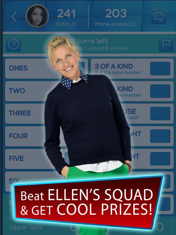 Dice with Ellen screenshot 10