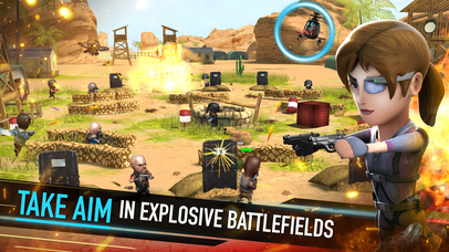 WarFriends: PvP Army Shooter screenshot 4