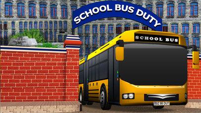 City School Bus Simulator screenshot 4