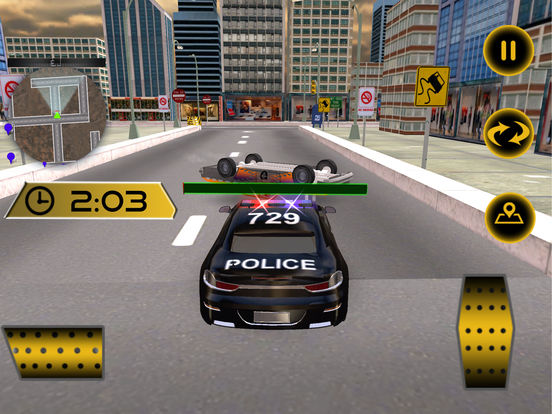 Spy Police Attack 3D screenshot 8