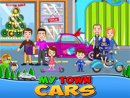 My Town : Car screenshot 6
