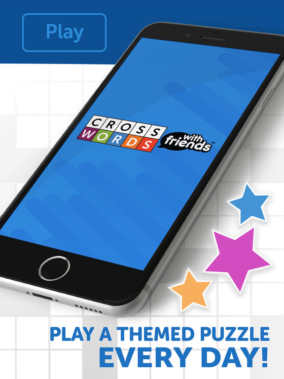Crosswords With Friends screenshot 6