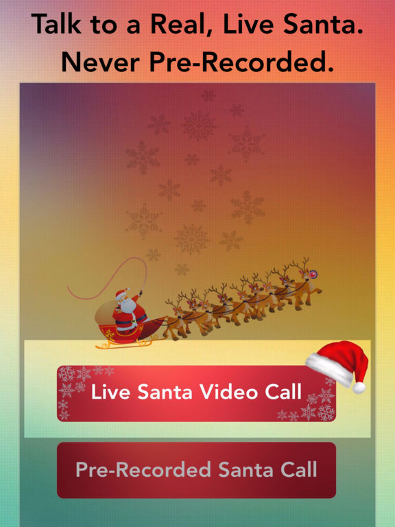 Video Call with Santa screenshot 6