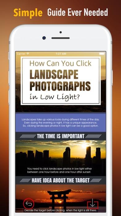Landscape Photography for Beginners-Guide and Tips screenshot 2