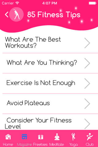Legs bums thighs hips workouts - náhled