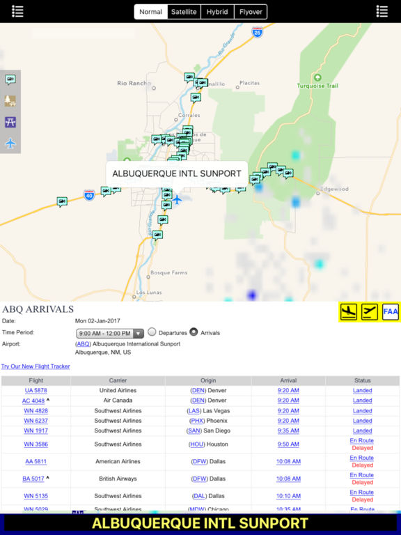 New Mexico NOAA Radar with Traffic Camera Pro screenshot 9