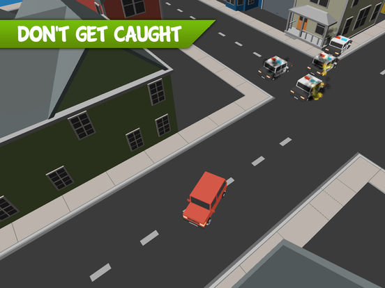 Police Offroad Escape Chase screenshot 8