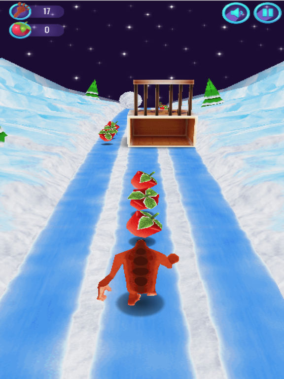 Bear Parkour Surfers Adventure Free Games screenshot 6