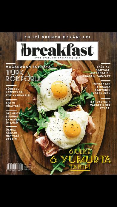 Breakfast mag screenshot 1