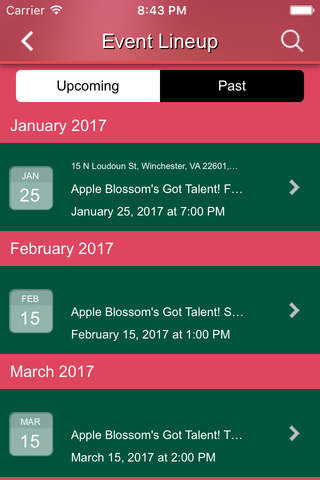 Shenandoah Apple Blossom Festival® - náhled