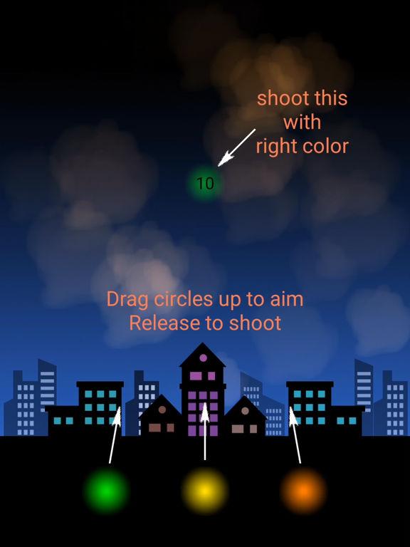 Happy Fireworks Game New Year screenshot 10
