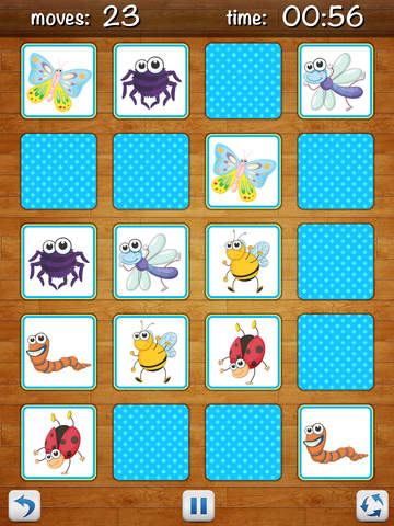 Memory Match for kids - find pairs, train brain! - náhled